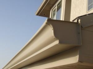 tipos de calhas e rufos telhado